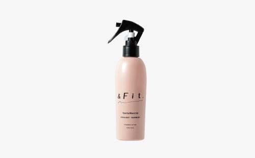 ストレートヘアミスト「&Fit」発売